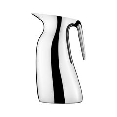Georg Jensen Beak Pitcher in Stainless Steel by Maria Bernsten