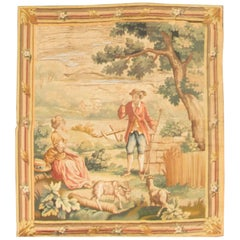 French Early 19th Century Tapestry