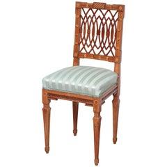 Early 19th Century Italian Side Chair
