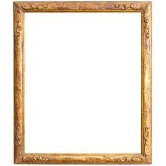 Vintage Gilt Impressionist Picture Frame