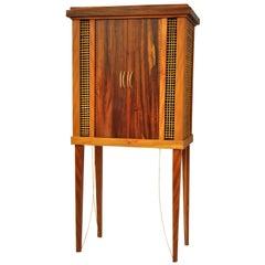 Cabinet in Hardwood, Oratório Nordestino