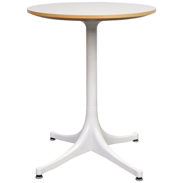 George Nelson for Herman Miller Pedestal Side Table