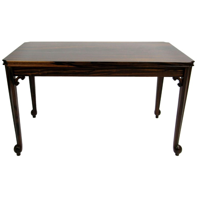 Early 20th Century English Cocktail Table