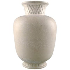 Rorstrand/Rörstrand Stoneware Vase by Gunnar Nylund