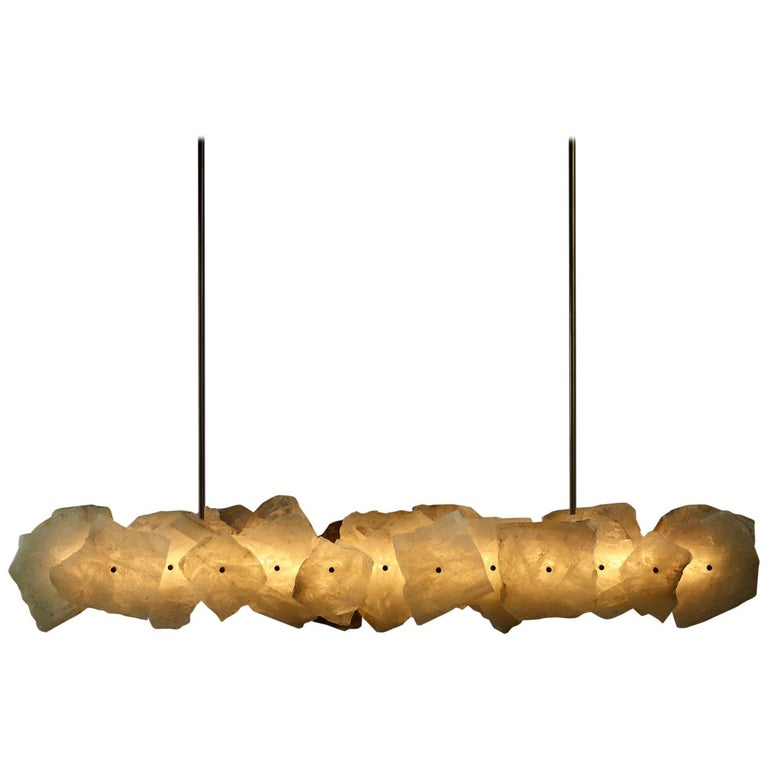 Petra II Linear Pendant