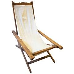 Edwardian Deckchair