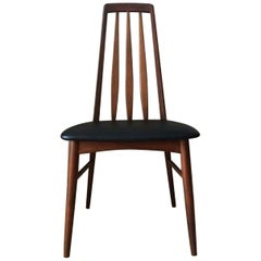 Exquisite Midcentury Danish Teak Chair by Niels Koefoed for Koefoeds Hornslet