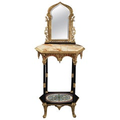 Orientalist Dressing Table