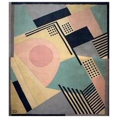 "Sonia Delaunay ""1930"" Carpet"