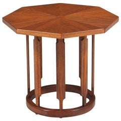 Kipp Stewart & Stewart MacDougall Walnut Side Table for Drexel
