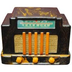 1940s Addison Model 5e Table Top Catalin Radio