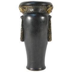 Willard Paddock, Bronze Vase