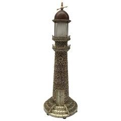 Model of Visakhapatnam Lighthouse