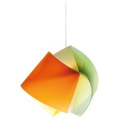 Slamp Gemmy Pendant Light in Multicolor by Spalletta, Croce, Ragnisco & Wijffels