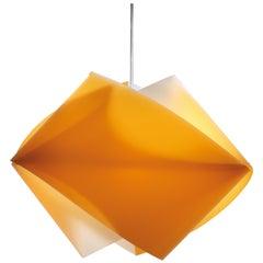 Slamp Gemmy Pendant Light in Orange by Spalletta, Croce, Ragnisco & Wijffels