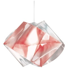 Slamp Gemmy Pendant Light in Rubin by Spalletta, Croce, Ragnisco & Wijffels