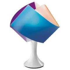 Slamp Gemmy Table Light in Arlecchino by Spalletta, Croce, Ragnisco & Wijffels