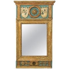 Giltwood Gustavian Bracket Mirror