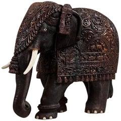 Indian Hardwood Elephant
