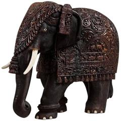 Indian Hardwood Elephant