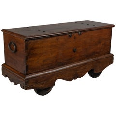 18th Century French Coffer or Blanket Chest