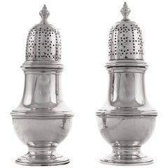 Tiffany Sterling Salt Shakers