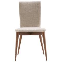 Ambra Chair in Natural Ash by Studio Tecnico Pacini & Cappellini