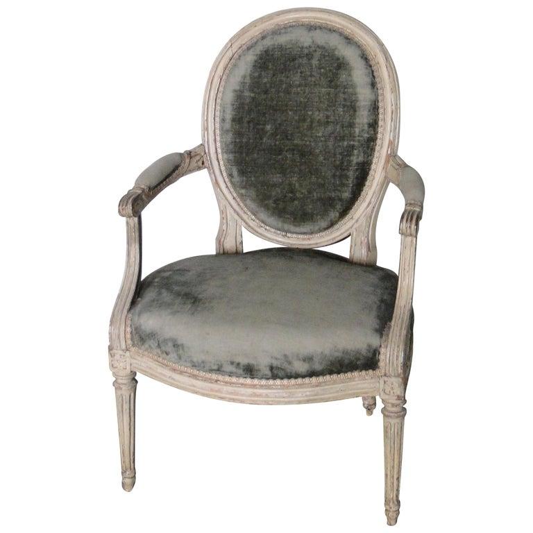 18th Century Louis XVI Armchair