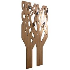 Pacini & Cappellini L'albero Bird Hooks in Bronze