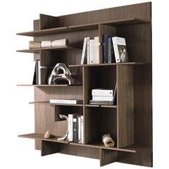 Pacini & Cappellini Maze Bookcase by Norberto Delfinetti & Monica Bernasconi