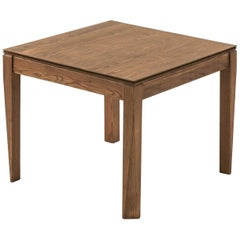Pacini & Cappellini Plurimo Dining Table in Natural Ash by Hanno Giesler