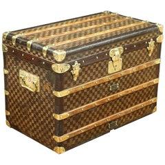 Louis Vuitton First Serie Damier Trunk, 1880s
