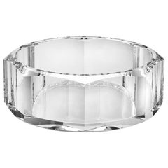 Ralph Lauren Modern Faceted Crystal Bowls