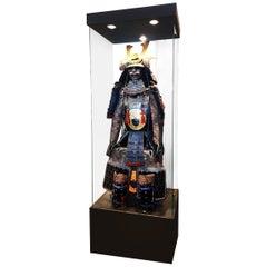 Samourai Warrior Armor Yoroi Tosei Gusoku Fuji-Wara