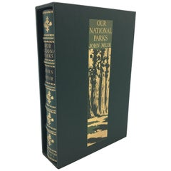 Our National Parks by John Muir, First Edition, 1901