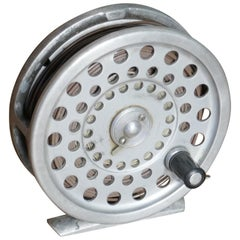 Vintage Marquis ⧣ 7 Aluminium Fly Fishing Reel by Hardy Brothers