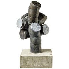 Ceramic Sculpture by Klaus Schultze, circa 1970