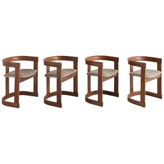 Set of Four A.G. Chairs, circa 1950