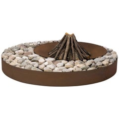 Zen Fire Pit by AK47 Design