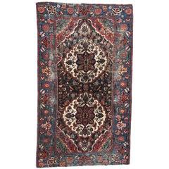 Antique Persian Bakhtiar Rug Antique Rugs Persia Decorative Carpets Old Carpet