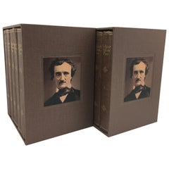 Complete Works of Edgar Allan Poe in Ten Volumes, 1902 Illustrated Ltd. Edition