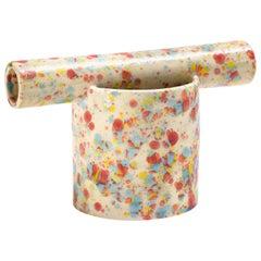 Contemporary Handmade - Tube Vase