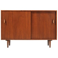 Stanley Young Credenza with Lacquer Drawers for Glenn of California