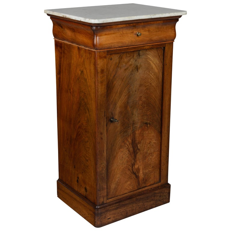 19th Century Louis Philippe Side Table For Sale