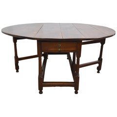 Large Shape-Shifting French Baroque Table