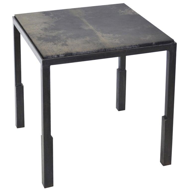 Table No. 9 Shagreen or Parchment by J.M. Szymanski