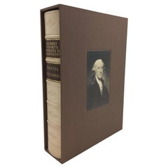 Gilbert Stuart's Portraits of Washington by Mantle Fielding, Limited Edition
