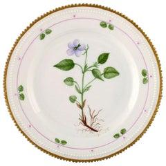 Royal Copenhagen Flora Danica Style, Flat Plate