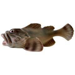 Bing & Grondahl Fish Number 2144, SV Jespersen
