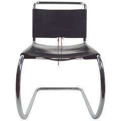 Three MR Chairs design by Ludwig Mies van der Rohe